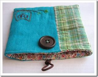 tamdoll's owl pouch inside