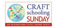 craftschoolingsunday