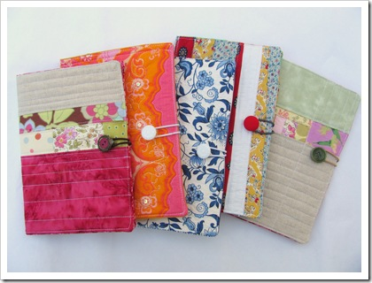 Quilted Organizers
