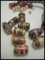 Paper Beads Bracelet Kit I