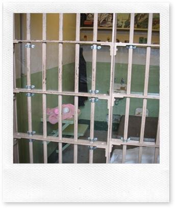 at Alcatraz