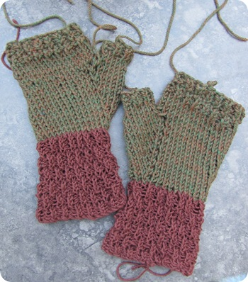 Tamdoll's Fingerless Pair I