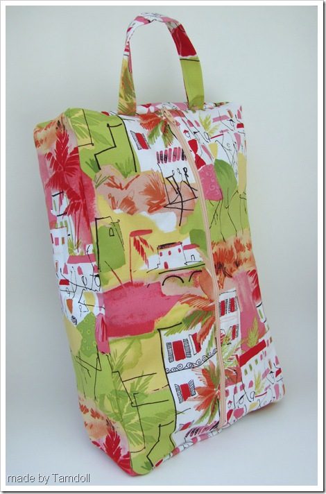 Toiletry Bag by Tamdoll