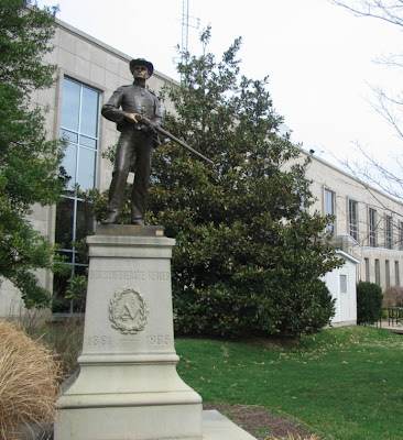 Andrew Jackson Magnolia Daviess County Courthouse Owensboro Ky