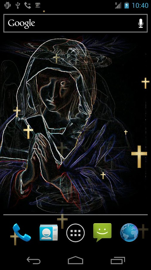 Catholic Live Wallpaper Free - screenshot