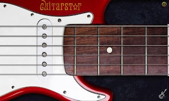 Screenshot of Guitar Star Free