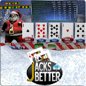 Christmas Poker Jack's/Better icon