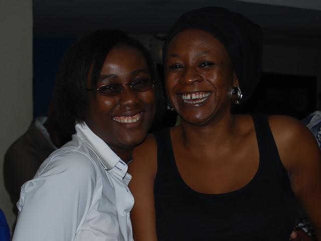 Temitayo Etomi and Temilola Esan