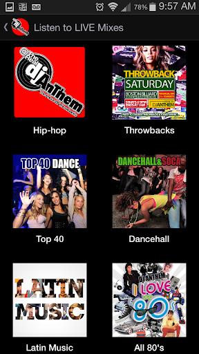 【免費音樂App】DJ Anthem-APP點子
