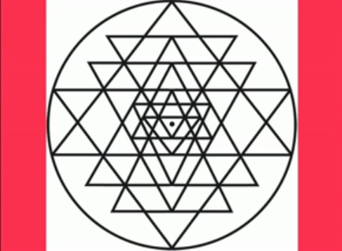 Sri Yantra and Mantra - MahaLaxmiAshtaka