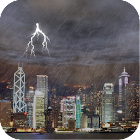 Fantasy Storm Live Wallpaper icon