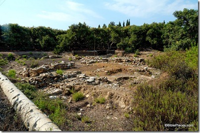 Tell Kabri Middle Bronze palace, tb100905715