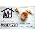MH Interiors logo