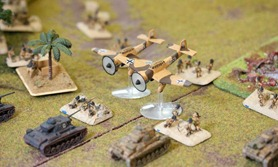 Flames of War: 2011 Battlefront Mid War Doubles G.T. – Day 2