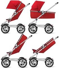 Seed Pli Stroller