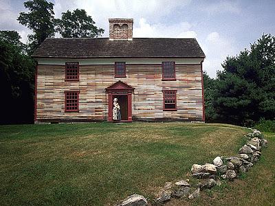 Capt. William Smith House, Virginia Rd, Lincoln MA c 1693