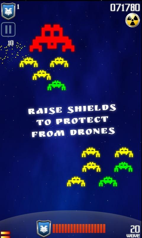 Drone Invaders- screenshot