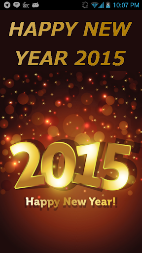 New Year SMS 2015