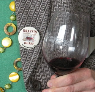 San Francisco Chronicle Wine Competition - Brayzin Hussy