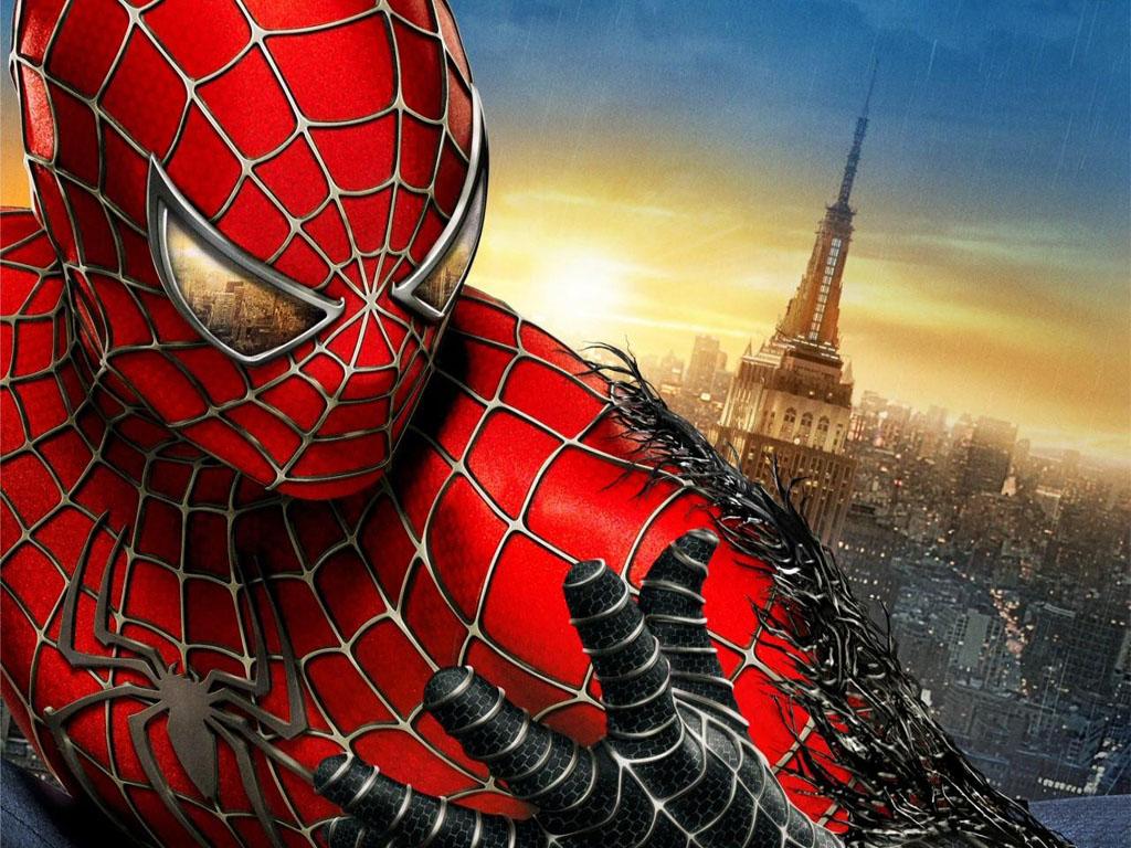 "Free Download ""Spiderman 3"" Wallpaper for Your Desktop"