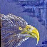 Roofvogelkop