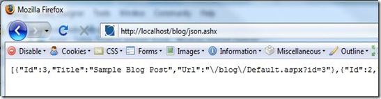 jQuery: Delayed load with JSON and ASP NET (with MVC