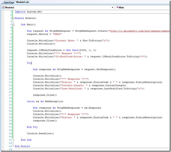 NET: Getting HTTP Headers | Adventures in  NET