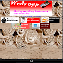Wed App icon
