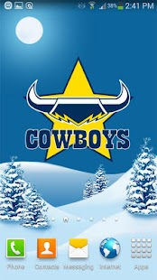 North Queensland Cowboys Snow- screenshot thumbnail