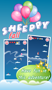 Sheeppy Fall - screenshot thumbnail