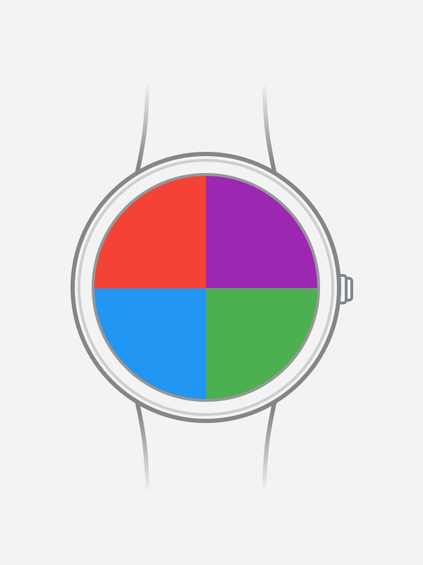 Memem for Android Wear- screenshot