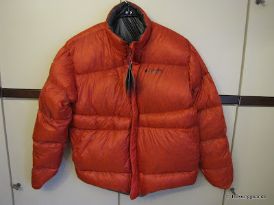 Columbia Sportswear Alpino II Reversible Down Jacket – sehr