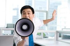 Nói thẳng và nghe nói thẳng!