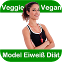 Model Eiweiß Diät Veggie Vegan icon