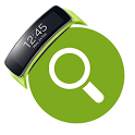 Find My Gear Fit icon