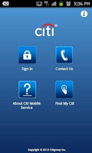 Download Citibank Egypt 1 1 0 APK for Android