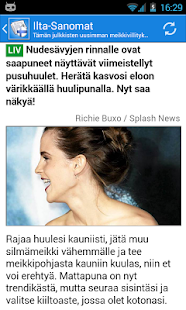 Suomi Uutiset - screenshot thumbnail
