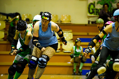 rollerderby photo