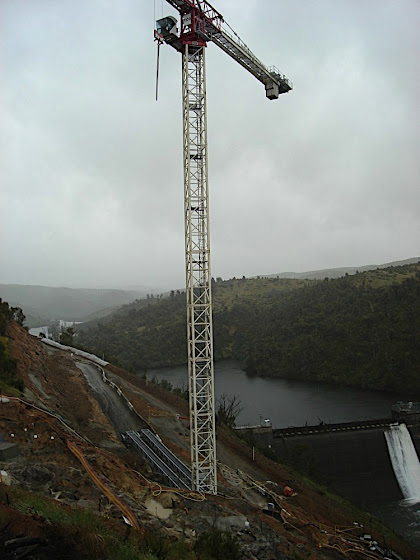 cotter dam expansion