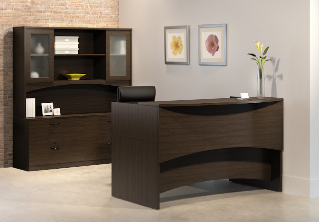 Our Office Furniture Specialists Will Help You Choose The Right Reception Desk And To Fit Your CompanyÍs Needs As Well Budget