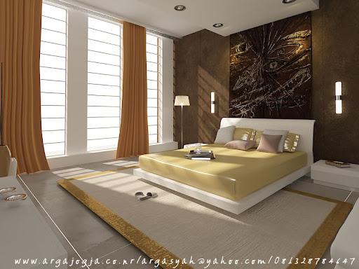 Desain Kamar Tidur Minimalis Ukuran 5x4  desain interior kamar tidur utama pada ruangan 5 5 x 4 5 m