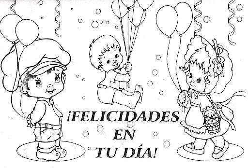 Imagenes Gratis Dibujos Para Colorear Feliz Dia Del Niño