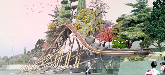 Botanic Bridge Gwangju