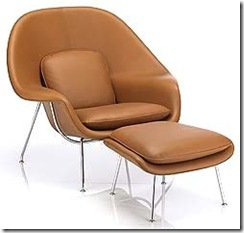 Womb Chair Eero Saarinen 1948 designwithinreach