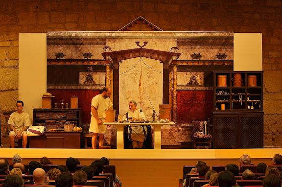 August, el primer emperador de Roma, conferència teatralitzada. Tàrraco Viva, el festival romà de Tarragona. Tarragona, Tarragonès, Tarragona