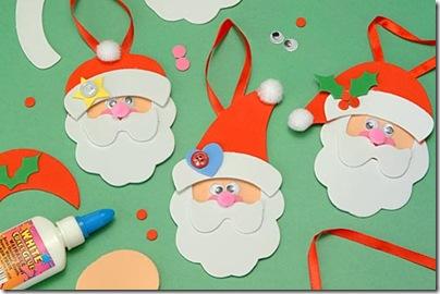 Manualidades Navidad Para Ninos Para Celebrar - Trabajos-manuales-de-navidad-para-nios
