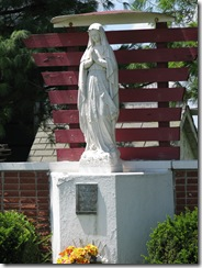 42 Rte 66 Our Lady of the Highway Waggoner IL