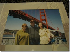 3455 Patty Bill Karen sailing under The Golden Gate Bridge