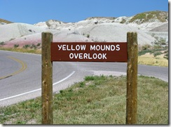 6691 Yellow Mounds Overlook Badlands National Park SD