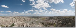 6737 Panorama Point Overlook Badlands National Park SD Stitch